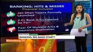 Political Capital- Modi Govt & Banking: Big Bang Start? - BLOOMBERGUTV