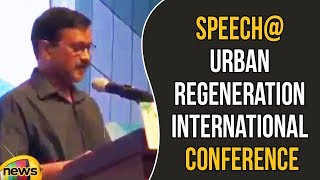 Arvind Kejriwal Delivers Keynote Speech At Seoul Urban Regeneration International Conference 2018 - MANGONEWS