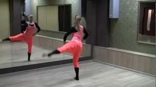 Танцы для похудения (бесплатный урок) -1