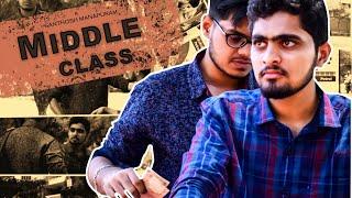 Middle Class Abbayi | Latest Telugu Short Films 2018 | alidra TV | New Telugu Short Films 2018 - YOUTUBE