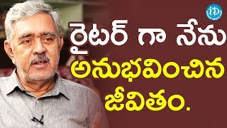 Writer Madhu Babu About His Life Style || Dil Se With Anjali - IDREAMMOVIES
