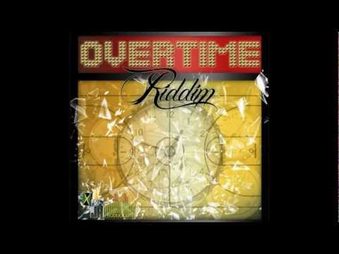 Overtime Riddim Instrumental (JA Productions) July 2012