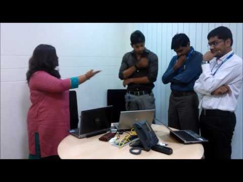 Software developers ki Band- An overacting :P ( just 4 fun)