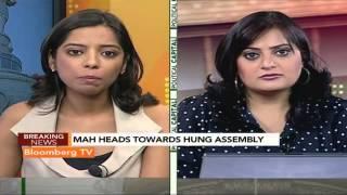 Political Capital- No Clear Winner In Maharashtra? - BLOOMBERGUTV