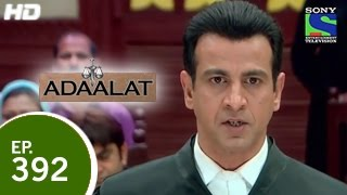 Adaalat : Episode 391 - 25th January 2015