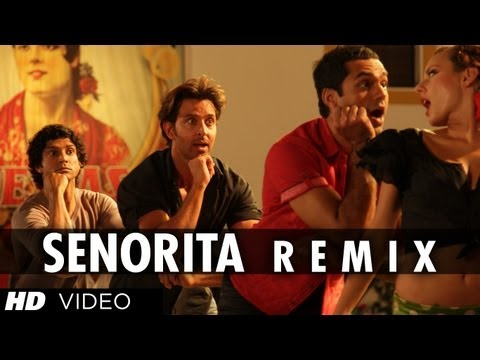 &quot;senorita&quot; Remix (Full video song) Zindagi na milegi dobara