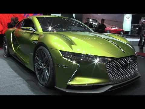 Autoperiskop.cz  – Výjimečný pohled na auta - Autosalon Ženeva 2016 – Concept DS – VIDEO