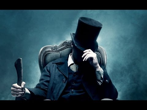 Abraham Lincoln Vampire Hunter - Official Trailer -3lX-D_LyQQ0
