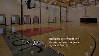 Incredible Virtual Tour Of Michael Jordan's Mansion