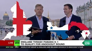 'I'm crazy about this guy': Peter Schmeichel talks Kane's performance in England v Panama - RUSSIATODAY