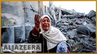 🇮🇱🇵🇸 UN Security Council issues warnings over Israeli attacks in Gaza | Al Jazeera English - ALJAZEERAENGLISH