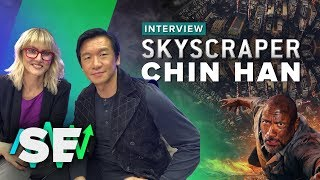 Skyscraper's Chin Han talks disaster movies and tech CEOs | Stream Economy - CNETTV