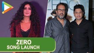 ZERO: Husn Parcham Song Launch | Shah Rukh Khan, Katrina Kaif, Anushka Sharma | Part 1 - HUNGAMA