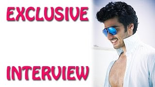 Arjun Kapoor's EXCLUSIVE Interview for Tevar Movie | Tevar Movie