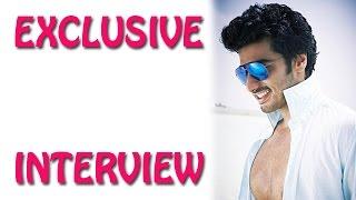Arjun Kapoor's EXCLUSIVE Interview for Tevar Movie   Tevar Movie
