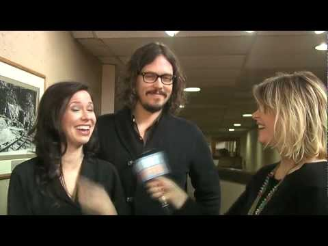 'The Civil Wars' duo Joy Williams and John Paul White interview at Sundance 2012