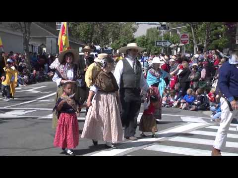July 4th 2012 Parade Monterey, Ca