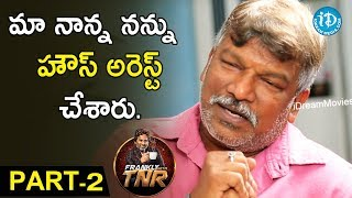Krishna Vamsi Exclusive Interview Part #2 || Frankly With TNR || Talking Movies With iDream - IDREAMMOVIES