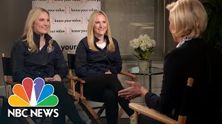 Lamoureux Twins On Promoting Positive Change | NBC News - NBCNEWS