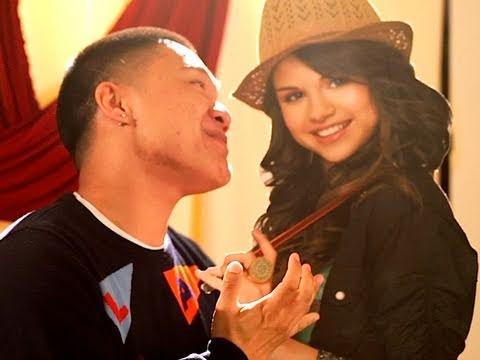Hey Selena Gomez by Timothy Delaghetto