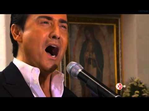 Carlos Marin Il Divo cantando Ave Maria en Mi corazon es tuyo televisa