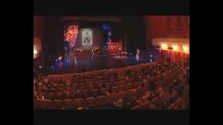 """Артисты мюзикла """"Граф Орлов"""" на церемонии вручения премии """"Музыкальное сердце театра"""""""