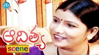 Aditya Movie Scenes - Shilpa Irritates Jagadish || Swapna || Shasidhar - IDREAMMOVIES