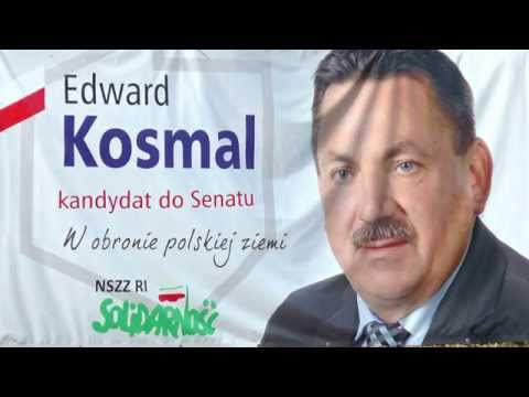 Edward Kosmal - kandydat do Senatu RP