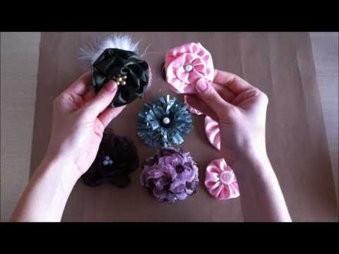 Homemade Flowers: Organza Carnation