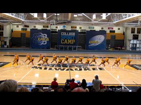 2012 University of Minnesota Dance Team - MIN FIGHT!