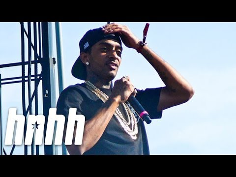 "Nipsey Hussle Talks On ""Victory Lap"" Concept & Sound At Summer Jam"