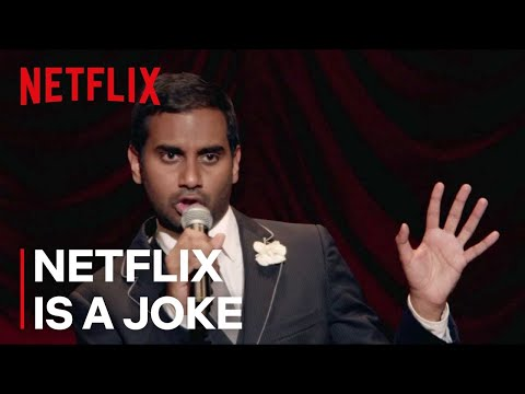 Aziz Ansari's New Routine About Black Dudes Loving Magic Is Magic