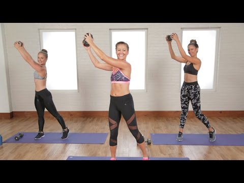 20-Minute Flat Belly and Toned Arms Workout