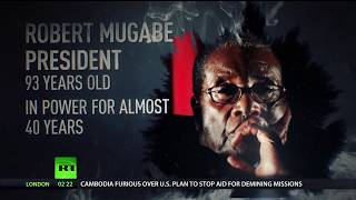 Unrest in Zimbabwe: President Mugabe detained, but military denies coup - RUSSIATODAY
