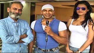 Divya Mani Movie Team At Padmavathi Theatre | Suresh Kamal | Vaishali Deepak | Giridhar Gopa l TFPC - TFPC