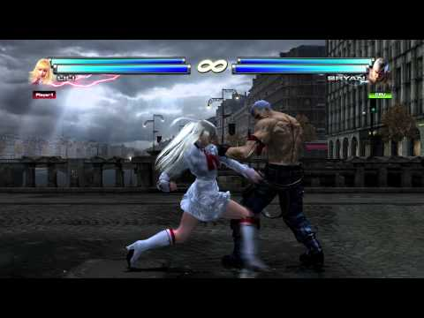 TEKKEN TAG TOURNAMENT 2 -  Combo Mastery (PS3/XBOX360)
