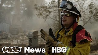 We Spent 24 Hours With A California Firefighting Crew (HBO) - VICENEWS