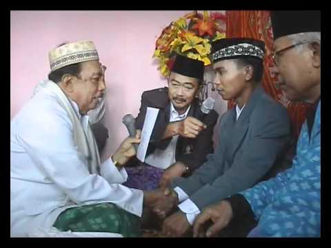 Akad Nikah Paling Gokil