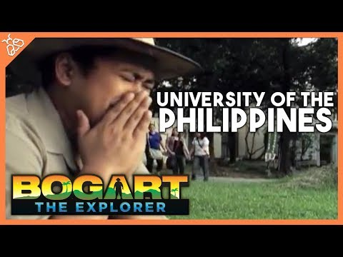 Bogart The Explorer The Filipino Isko (University of The Philippines)