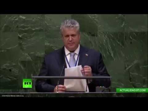 EN DIRECTO: El representante de Ecuador hace su intervención ante la ONU