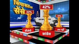 Siyasat Ka Sensex: Will the politics of 'symbols' work for BJP in Madhya Pradesh? - ABPNEWSTV