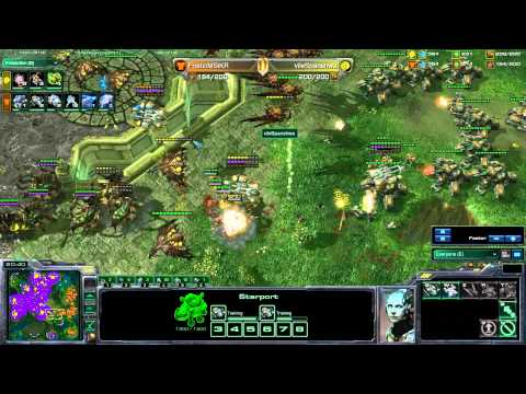 Spanishiwa's Ice Fisher ZvT 2/2 - Starcraft 2 Build Order Tutorial