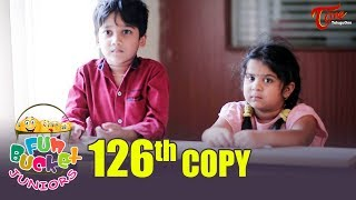 Fun Bucket JUNIORS | Episode 126 | Kids Funny Videos | Comedy Web Series | By Nagendra K | TeluguOne - TELUGUONE