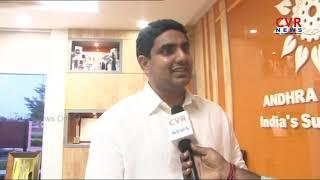 Minister Nara Lokesh Face to Face over Mukhyamantri Yuva Nestam Scheme | CVR News - CVRNEWSOFFICIAL