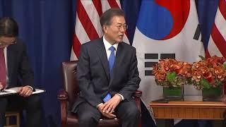 Trump says 'stay tuned' on North Korea sanctions, South Korea trade deal - WASHINGTONPOST