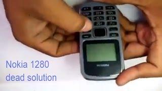 Nokia 1280 Dead solution