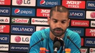 Shikhar Dhawan vs Mohammad Tauqir: War of Words ahead of WC clash - IANSINDIA