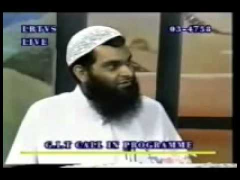 Islam Revealed; Answers to Anis Shorrosh's book - By Shabir Ally ( 2 of 2 )