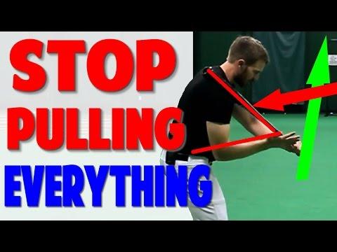 Baseball Hitting Drill | Dead Top Hand Bat Lag (Pro Speed Baseball)