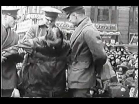 Harry Houdini - Straight Jacket Escape